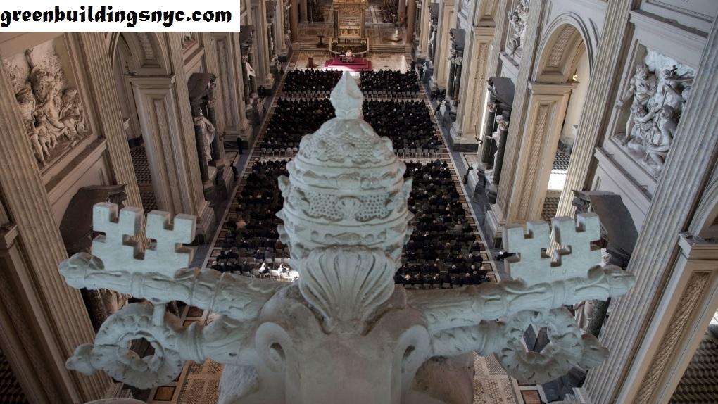 Di Balik Skandal Real Estat London Vatikan