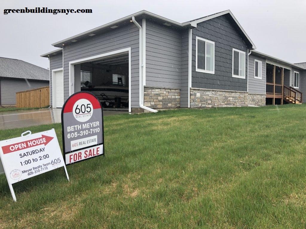 Cara Membeli Rumah Di Pasar Real Estat Sioux Falls Yang Ramai